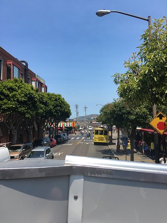 City Sightseeing San Francisco: Tour