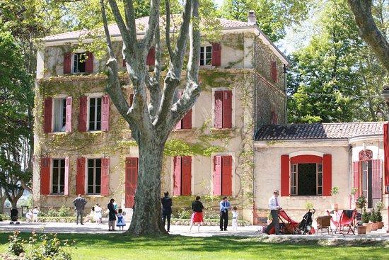 Chateau Saint-Jean lez Durance