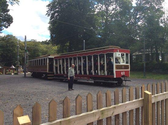 Isle of Man Bus and Rail: Manx electric railway