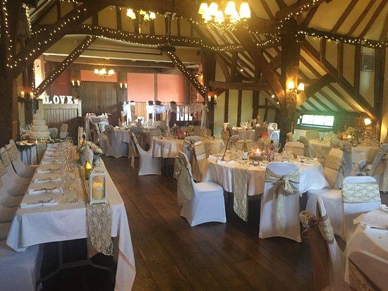 Wrotham, UK: Weddings at The Moat X