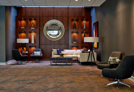Minneapolis Marriott West: Lobby