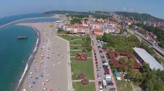 Zonguldak, Turquie: Filyos Plajı Genel Bakış