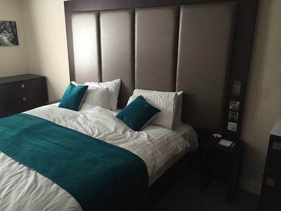 The Burton Hotel: Room 37