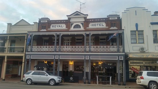 West Wyalong, Австралия: 20160804_172147_large.jpg