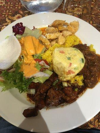 Borneo Malesialainen Ravintola