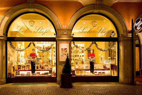‪Sacher Shop Bolzano‬