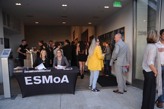El Segundo, CA: An ESMoA opening is always a treat!