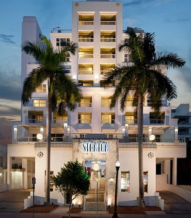 Marriott Stanton South Beach: Exterior