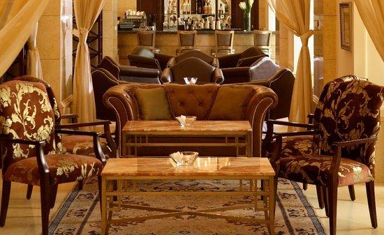 Beijing Hotel NUO: Writers Bar