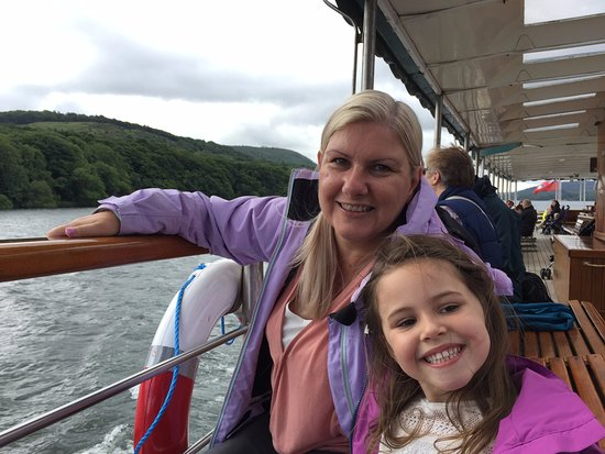 Bowness-on-Windermere, UK: Boat Trip