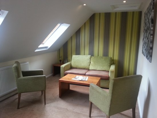 Redesdale Arms Hotel: Room 33 lounge