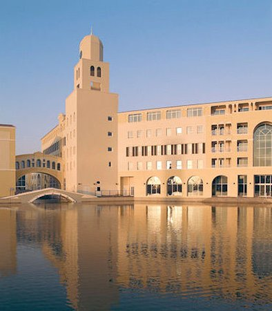 Marriott Executive Apartments Dubai, Green Community : Lakeside View