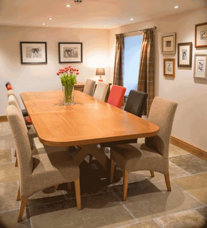 Keld, UK: Dining Room