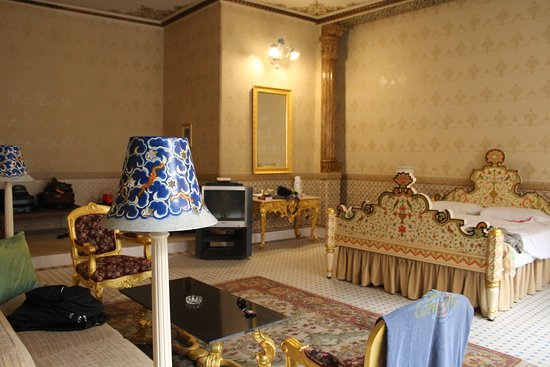 Bhanwar Niwas: la stanza