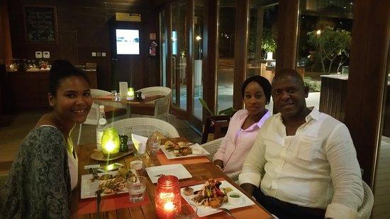 The Ritz-Carlton, Dubai: Palm Grill