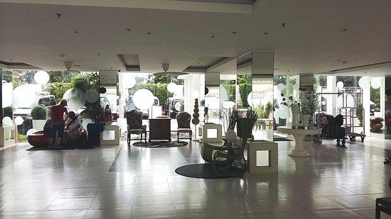 Be Resorts - Mactan: Lobby