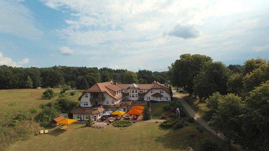 Grünplan, Deutschland: Hotel & Restaurant Heidekrug