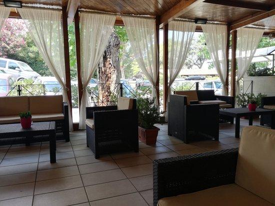 Residence Hotel Universo : Sala comune