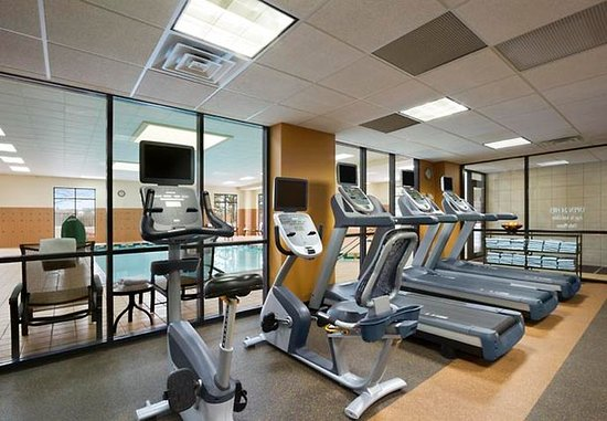 Madison Marriott West: Fitness Center