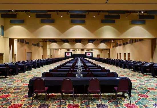 Madison Marriott West: Conference Center – Classroom Setup