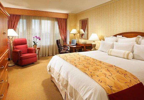 San Mateo, Californie : Deluxe King Concierge Guest Room