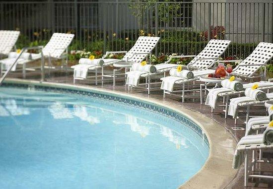 Сан-Матео, Калифорния: Outdoor Pool