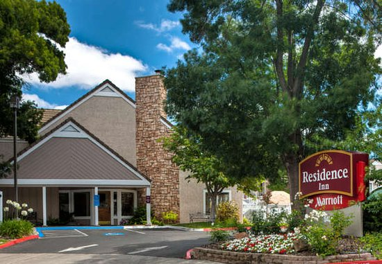 Residence Inn Fremont Silicon Valley : Exterior