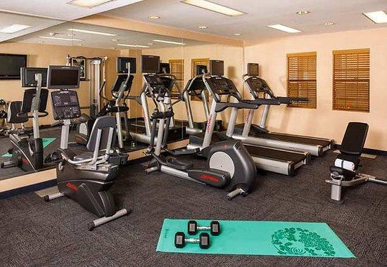 Residence Inn Denver Downtown: Fitness Center