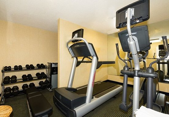Residence Inn Charlotte South at I-77/Tyvola Road: Fitness Center