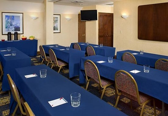 Residence Inn Charlotte South at I-77/Tyvola Road: Meeting Room
