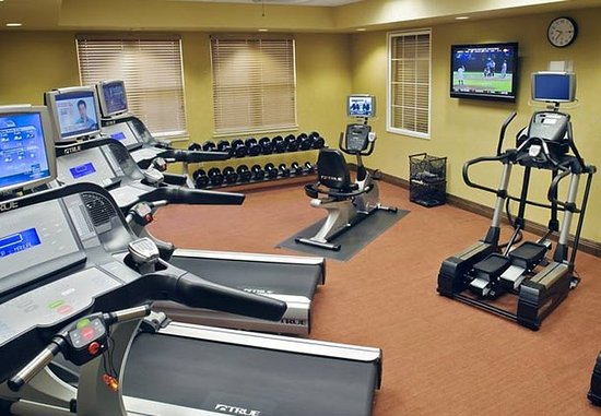 Residence Inn Kansas City Airport: Fitness Center