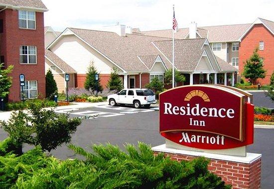 Residence Inn Columbus Easton: Exterior