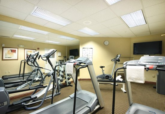 Residence Inn Deptford: Fitness Center