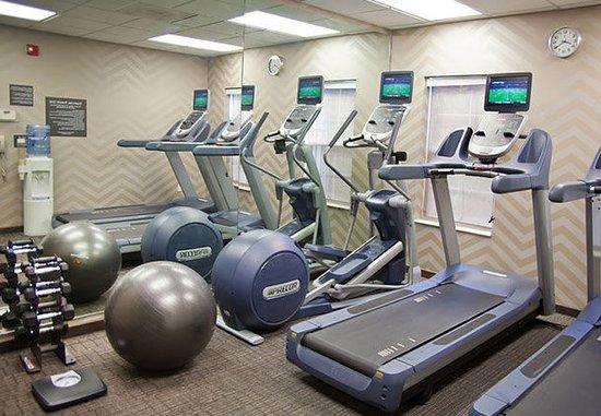 Residence Inn Eugene Springfield: Fitness Center