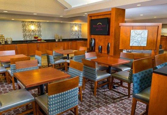 Residence Inn Boston Franklin: Dining Area