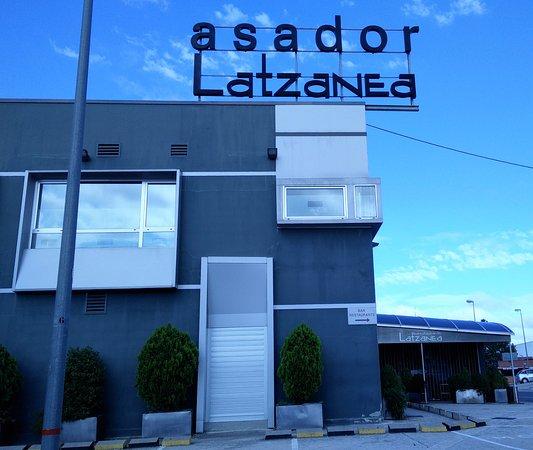 imagen Asador Latzanea en Noain (Elortzibar)