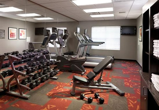 The Inn at Mayo Clinic: Fitness Center