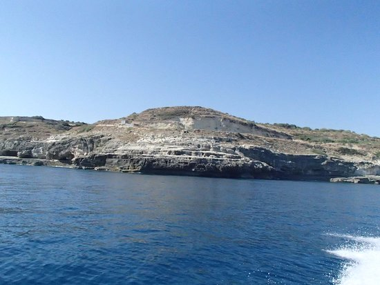 Omega Divers Chania Diving Center: dive site