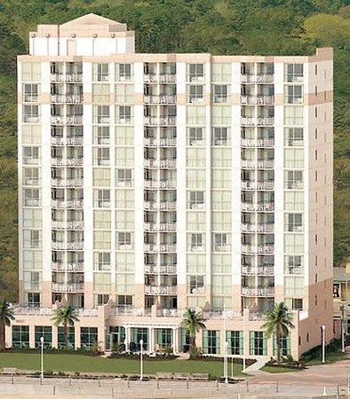 Residence Inn Virginia Beach Oceanfront: Aerial