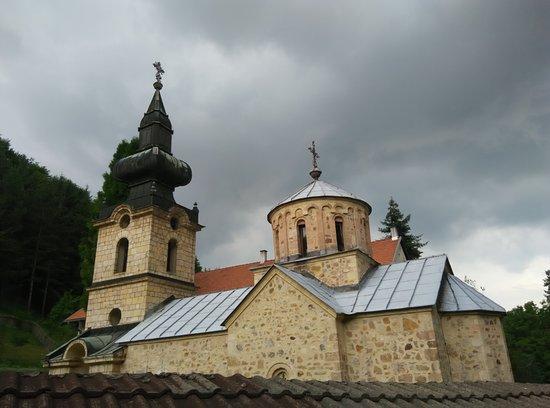 Monastery Tronosha: Tronosa Monastery