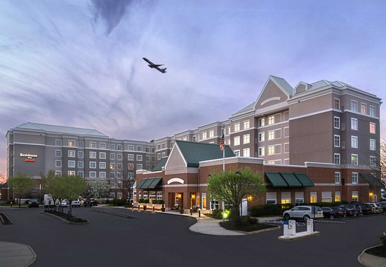 Residence Inn Newark Elizabeth/Liberty International Airport: Exterior