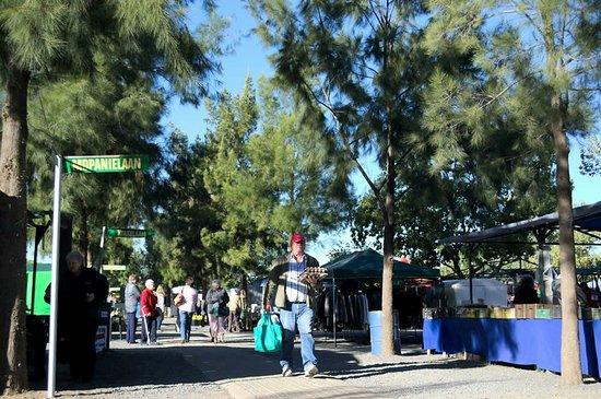 Bloemfontein, Afrique du Sud : Langenhoven Park Farmers Market