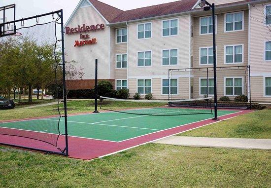 Residence Inn Houston Northwest/Willowbrook: Sport Court