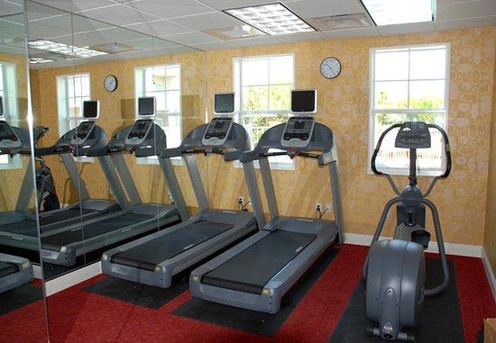 Sebring, فلوريدا: Fitness Center