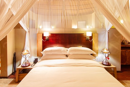 Ngoma Safari Lodge: Bedroom