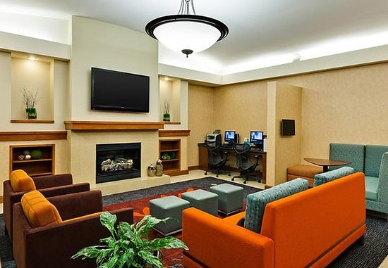 Residence Inn Chicago Naperville/Warrenville: Lobby