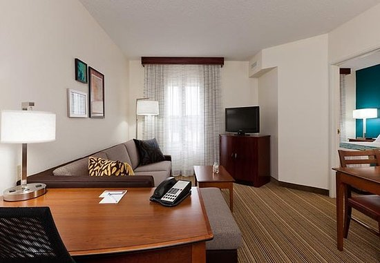 Residence Inn Chicago Naperville/Warrenville: One-Bedroom Suite