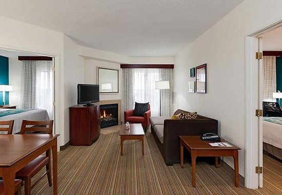 Residence Inn Chicago Naperville/Warrenville: Two-Bedroom Suite