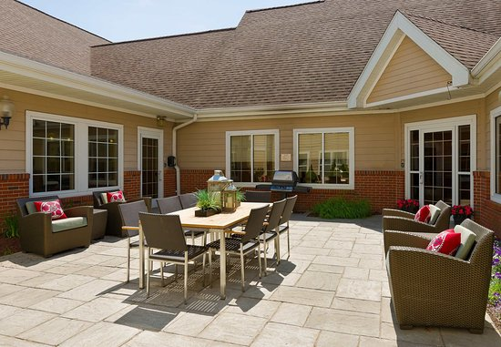 North Wales, Pensylwania: Outdoor Patio