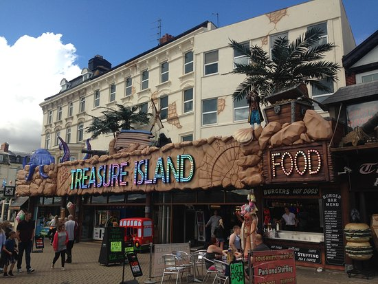 ‪Treasure Island Amusements‬